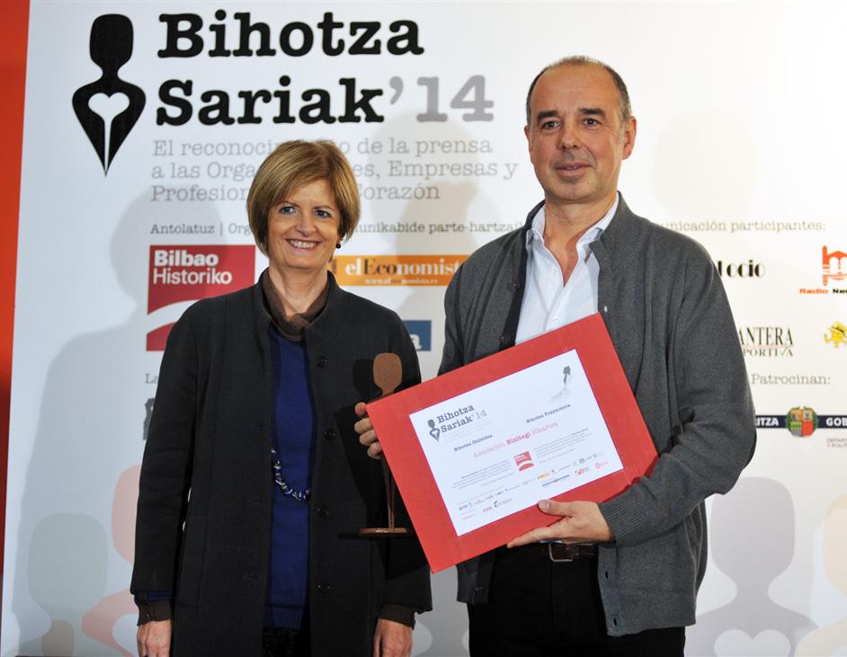 Premio Bihotzak Saria a Bizitegi