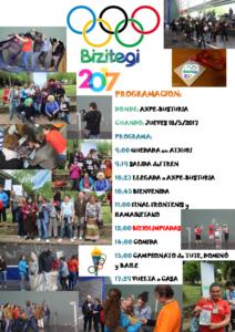 Fiesta Bizitegi @ Axpe Busturia | País Vasco | España