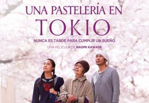 """Cineclub Fas """"Una pastelería en Tokio"""", Naomi Kawase @ Salón El Carmen, Plaza Indautxu"""