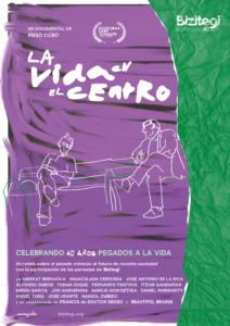 """Proyección Documental Bizitegi """"La Vida en el Centro"""" y Mesa Coloquio @ Sala BBK   Bilbo   Euskadi   España"""